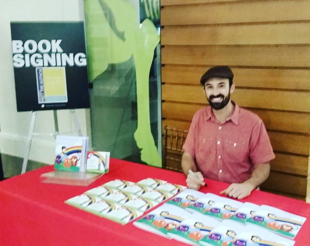 Book Signing Smithsonian